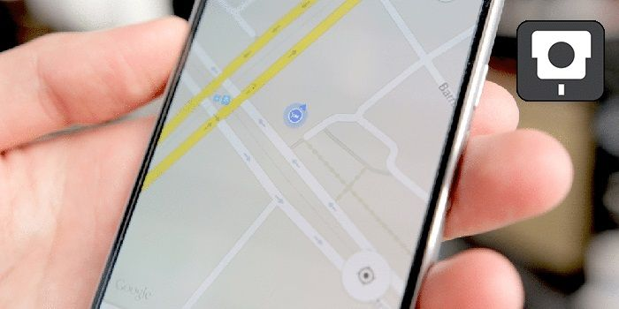 google maps camaras velocidad