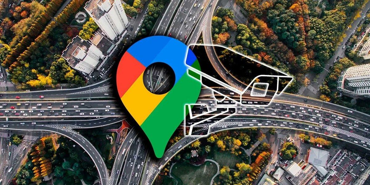 Google Maps radares DGT