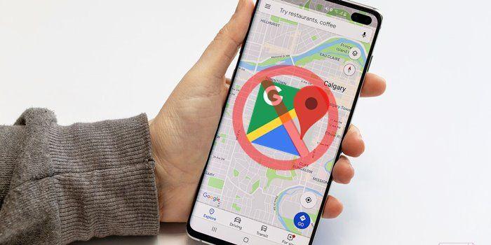 google maps elimina falsos locales