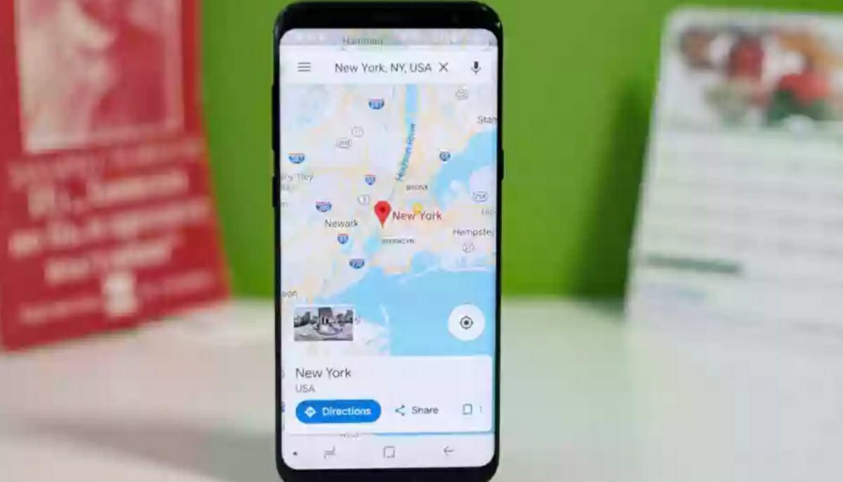 google maps indicara cambios de empresas por coronavirus
