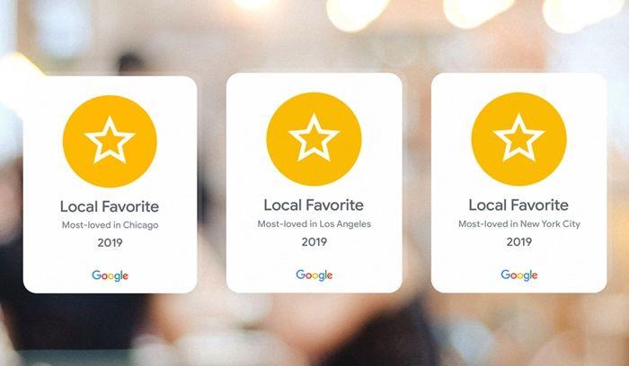 google maps nueva funcion locales favoritos