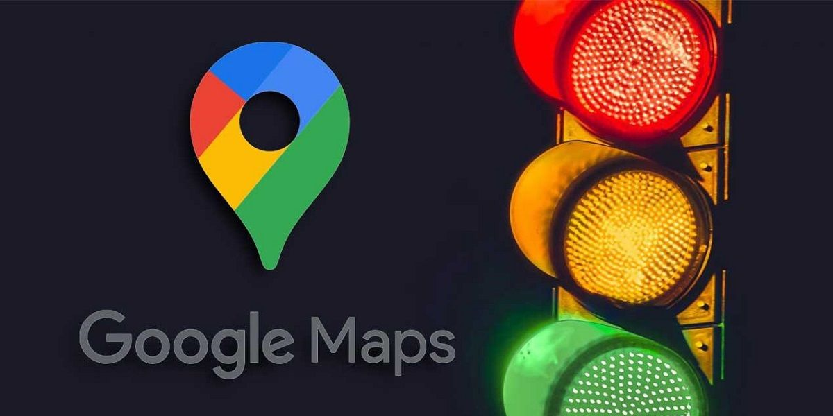 google maps semaforo