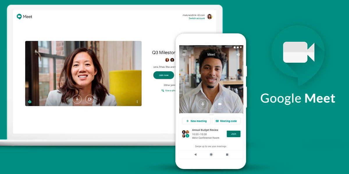 google meet plataforma de videoconferencia g suite