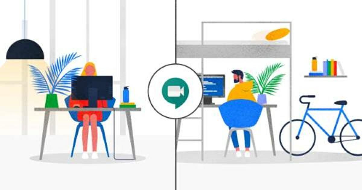 google meet videollamada