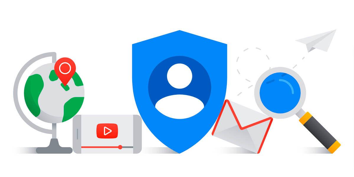 google mejora la privacidad de datos de nuevos usuarios