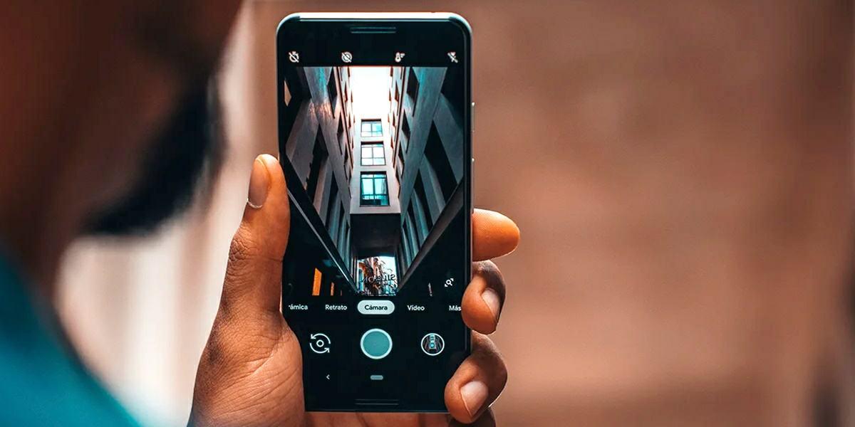Android 11 ya no permite seleccionar apps de cámara de terceros