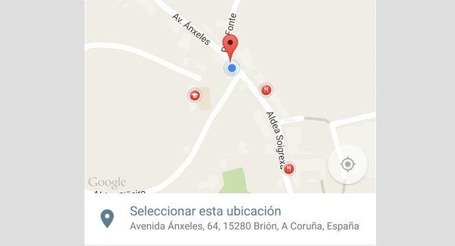 google-messenger-enviar-ubicacion