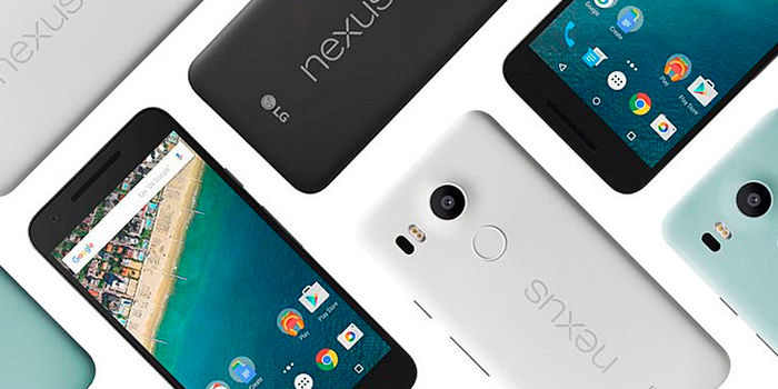 Google Nexus 5X soporte