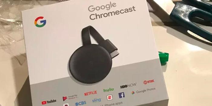 google nuevo chromecast