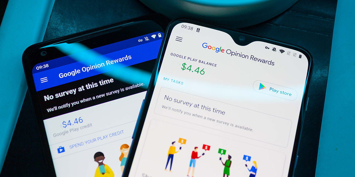 google opinion rewards mas dinero