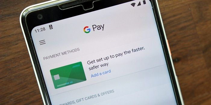 google pay europa
