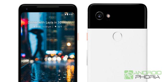 Google Pixel 2 XL filtrado