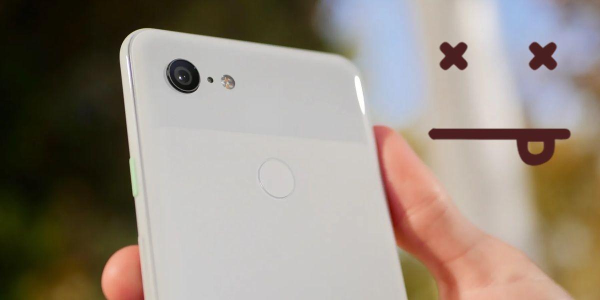 google pixel 3 brickeado