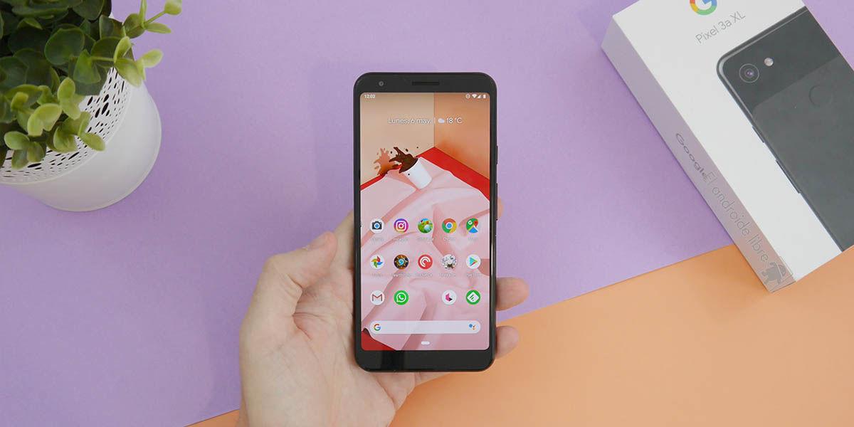 google pixel 3a móvil compacto recomendado