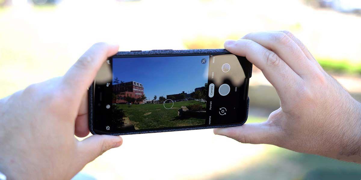 google pixel 4 video 4k 60 fps