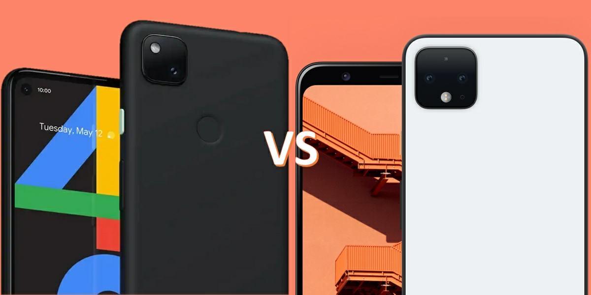 google pixel 4a pixel 4 diferencias