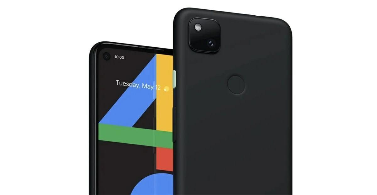 google pixel 4a posible diseno