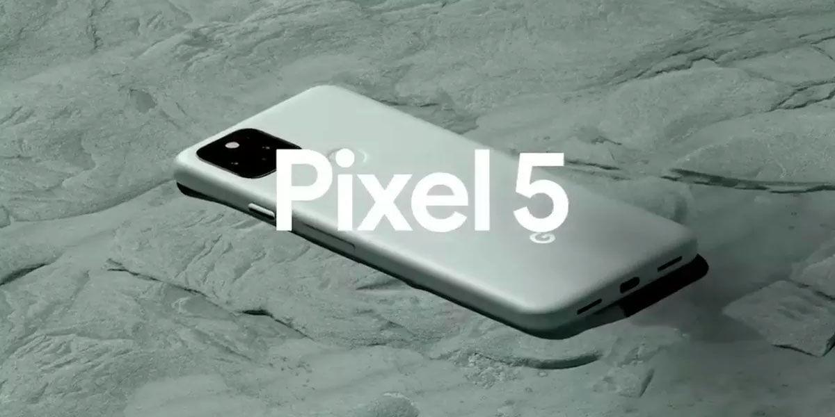 google pixel 5 características