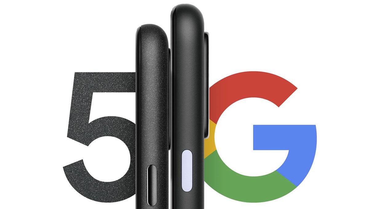 google pixel 5 conectividad