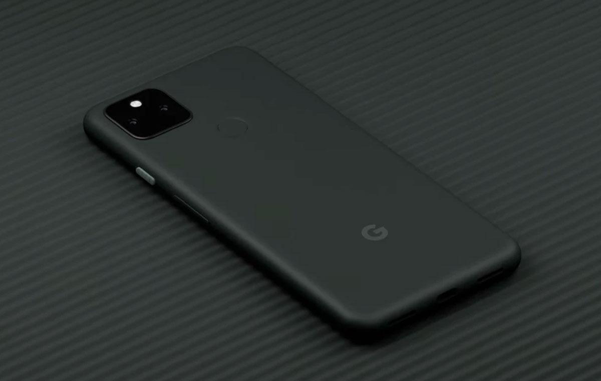 Google Pixel 5a cámaras