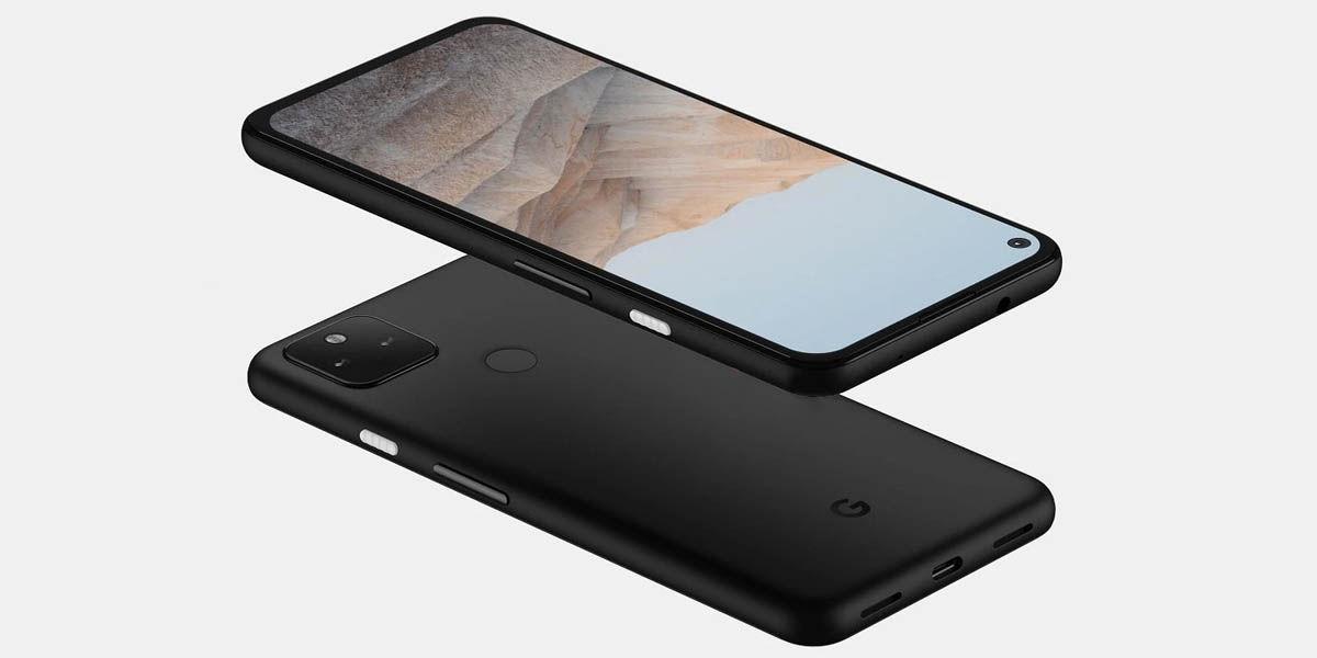 google pixel 5a diseño filtrado