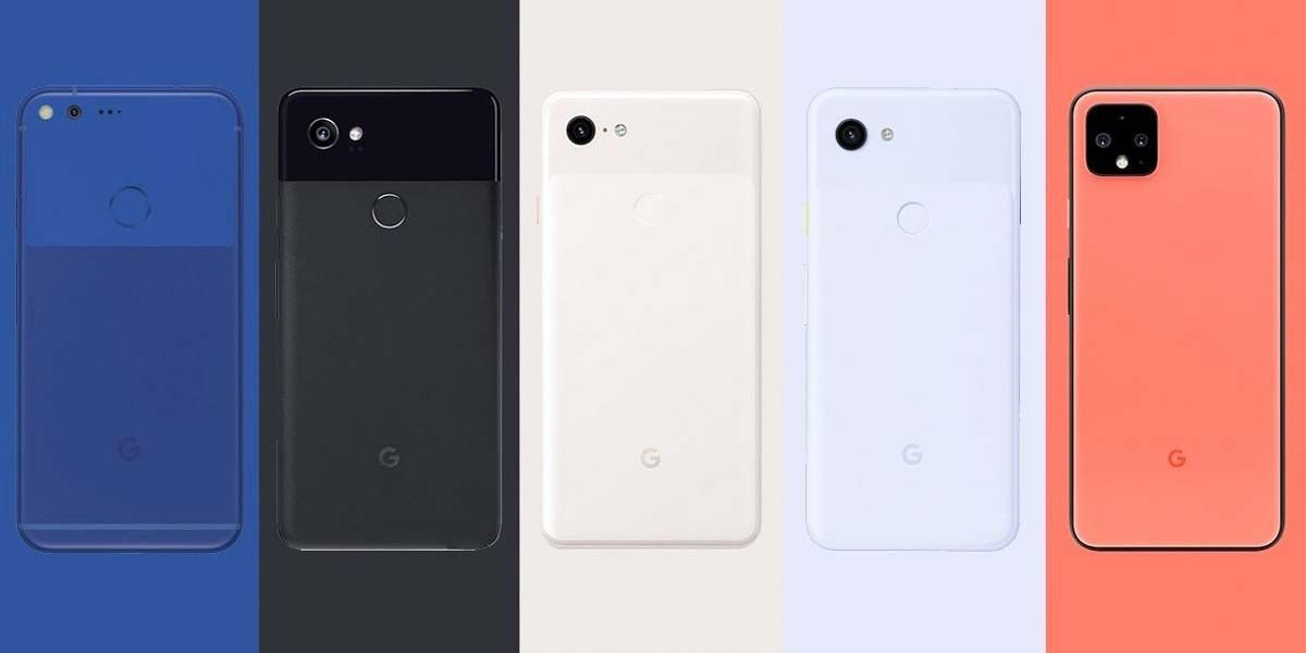 google pixel 6 podria llegar con pantalla de 120 hz y 5000 mah
