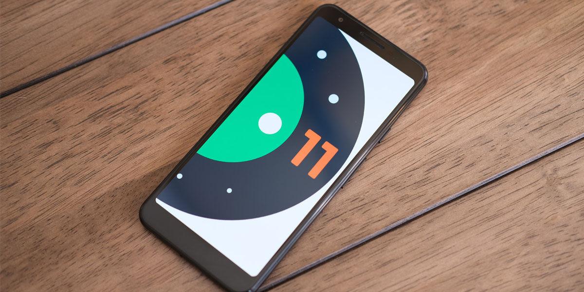 google pixel actualización android 11