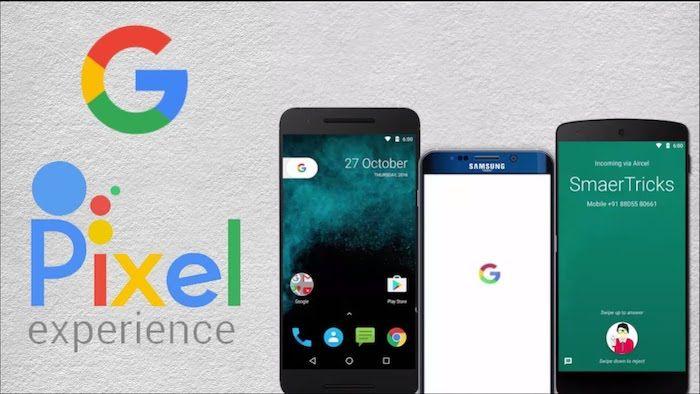 google pixel experience galaxy s9