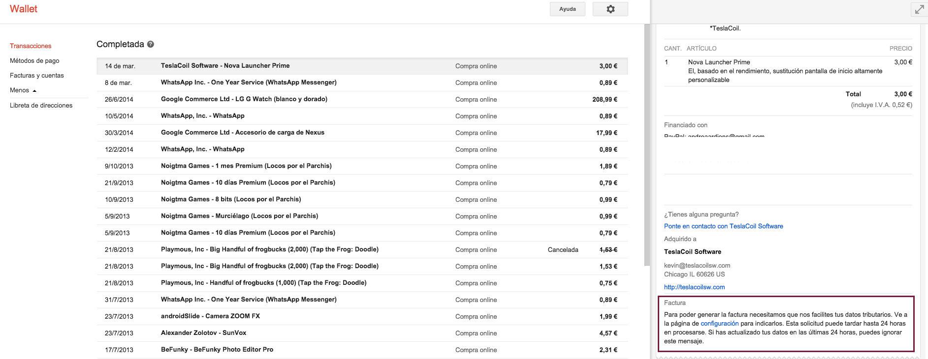 google-play-factura