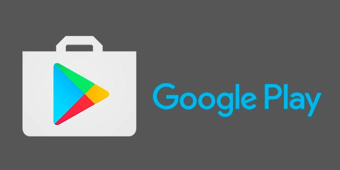 Google Play Store logos