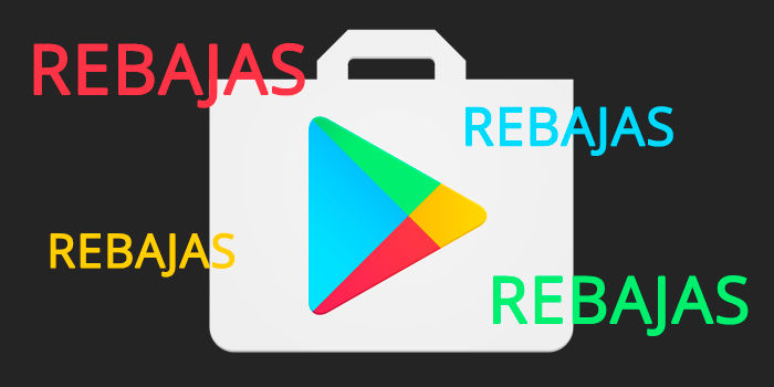 Google Play Store rebajas