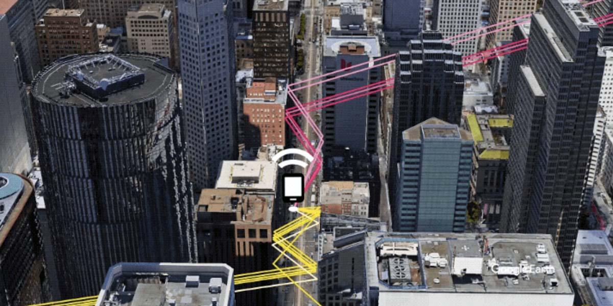 google quiere que la precision del gps sea mejor en las ciudades