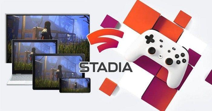 google stadia catalogo juegos nube
