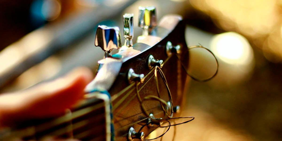 google tuner afina tu guitarra