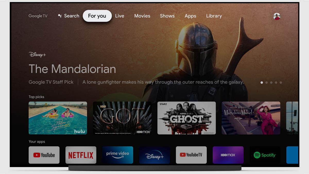 google tv el mejor launcher android tv