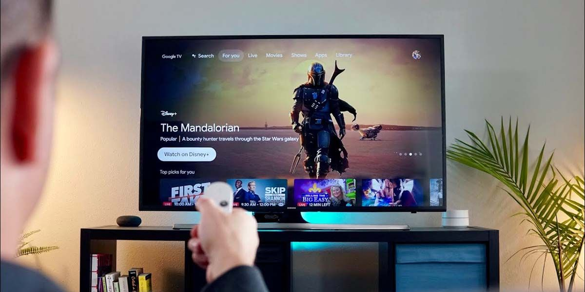 google tv tendra modo basico en las smart tv android