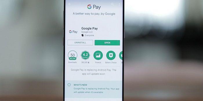 actualizacion google pay