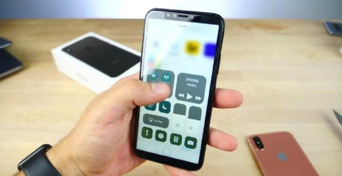 goophone clon iphone x