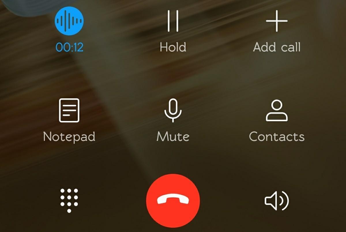 grabadora de llamadas huawei