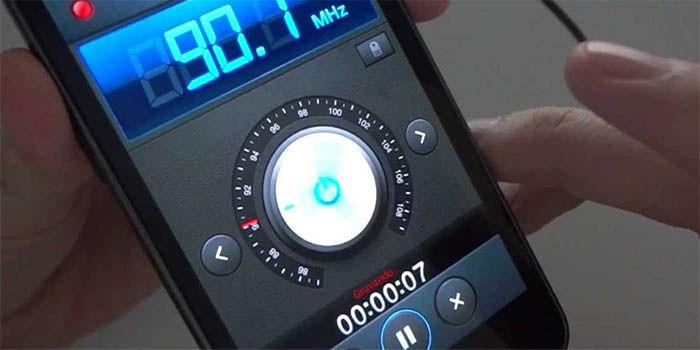 grabar la radio fm desde nuestro movil