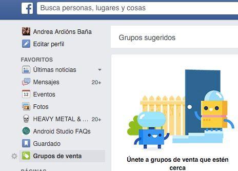 grupos de venta facebook