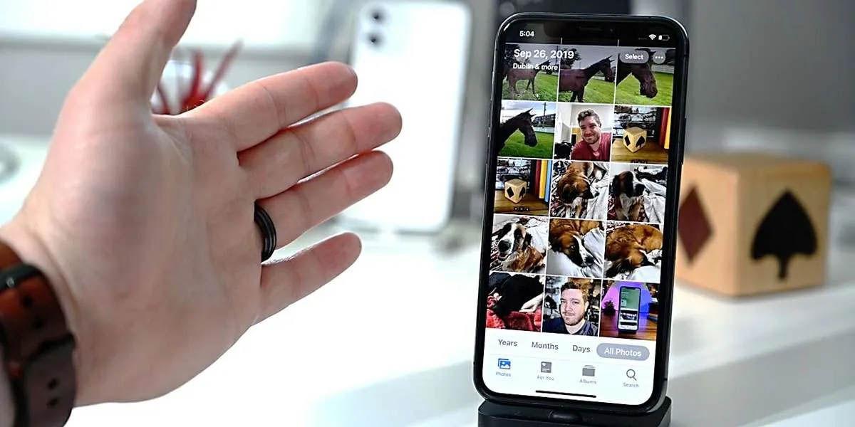 guardar fotografías google fotos