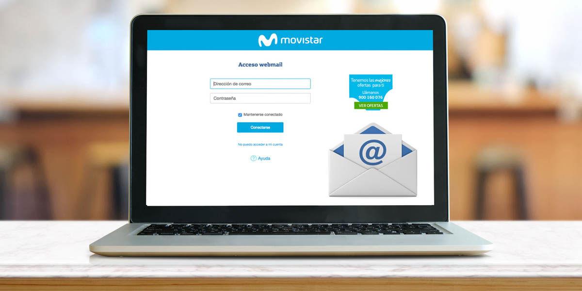 guia de uso correo electrónico movistar