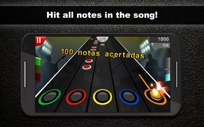 guitar flash android