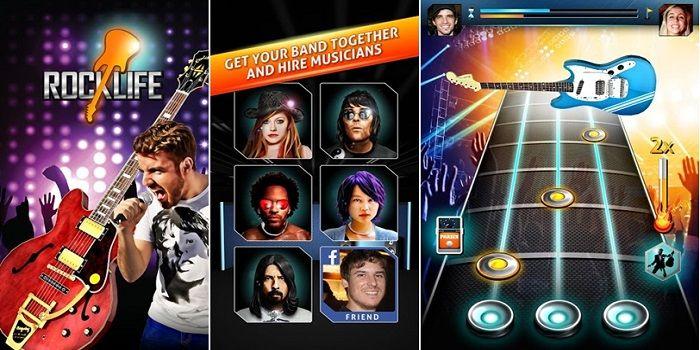 guitar hero para android