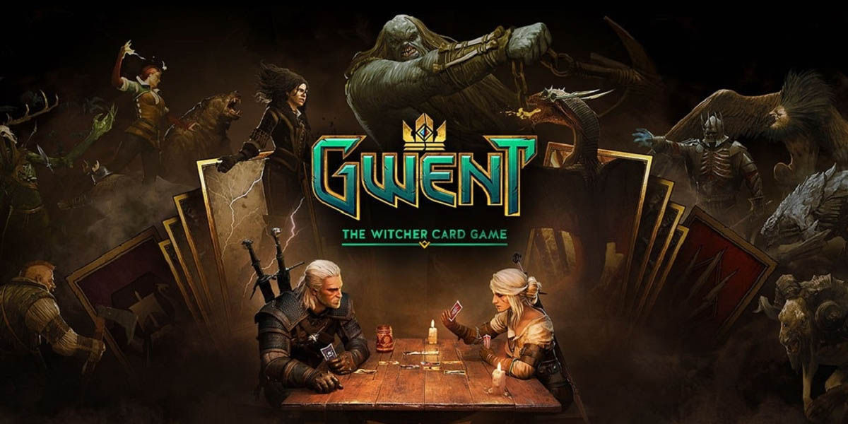gwent juego de cartas the witcher