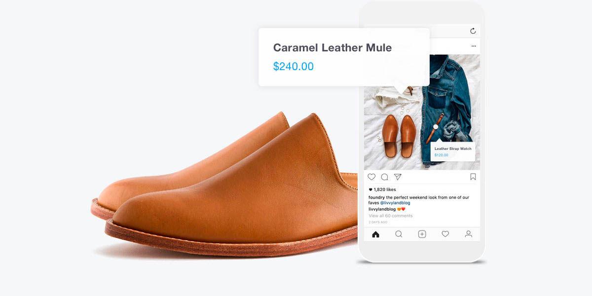 habilitar las compras en Instagram tutorial paso a paso