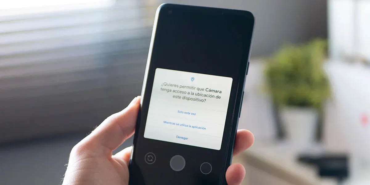 habilitar permisos temporales android 11