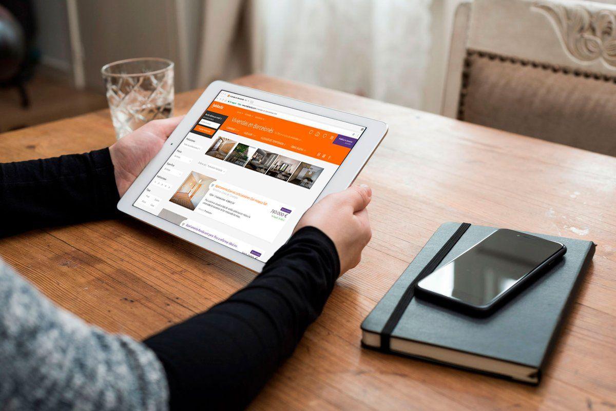 Las mejores aplicaciones para buscar renta desde tu m vil - Aplicaciones para buscar piso ...