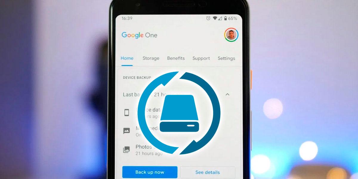 hacer copia de seguridad en android